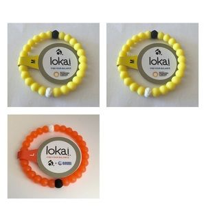 2 Yellow & 1 Orange Bundle